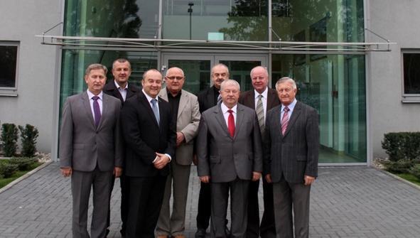 Ilustracja do informacji: Dwudniowa wizyta delegacji z Nowego Tomyśla w Radzyniu Podlaskim