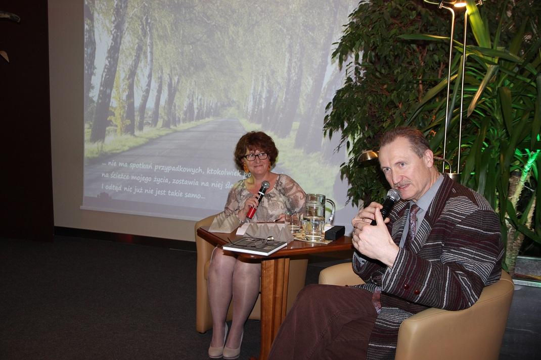 Ilustracja do informacji: Promocja tomiku wierszy Katarzyny Mrozik-Stefańskiej
