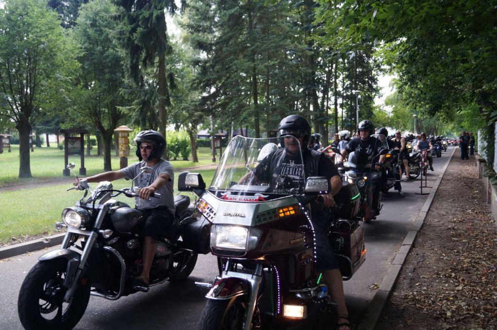 Ilustracja do informacji: 9 Spotkania Motocyklowe