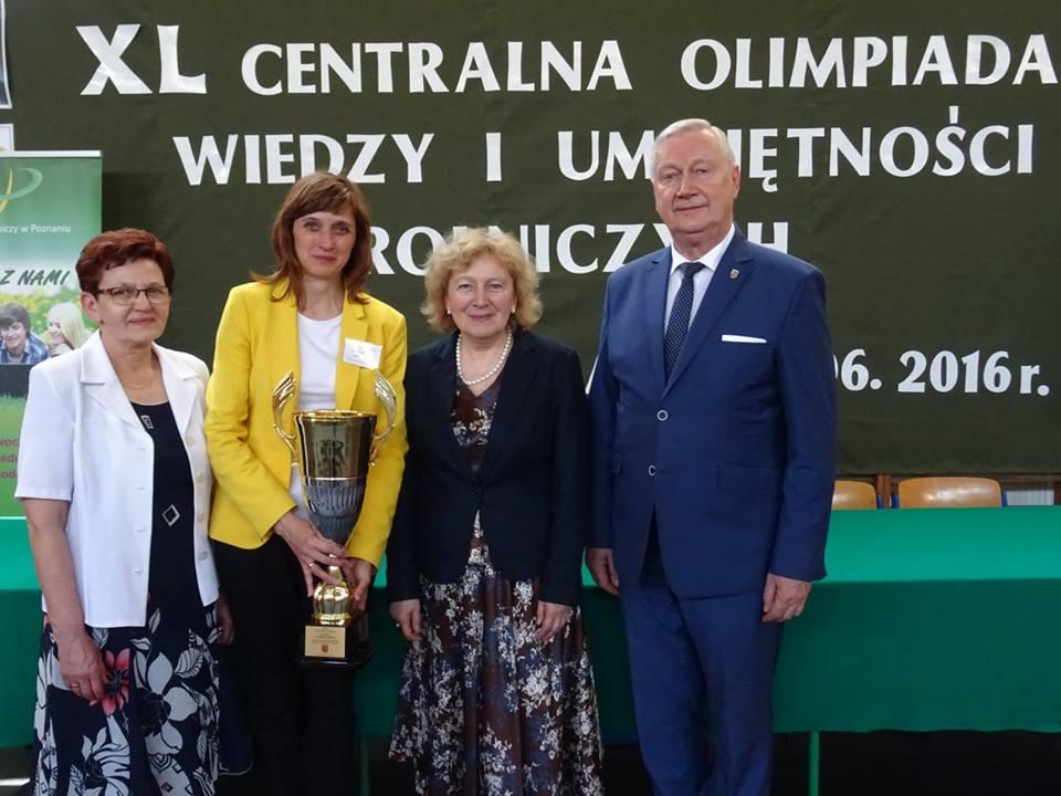 Ilustracja do informacji: Szkoła z Trzcianki najlepsza w Polsce!