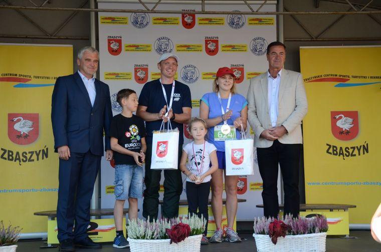Ilustracja do informacji: XIX Ogólnopolski Bieg Zbąskich - kolejny bieg w ramach naszego Grand Prix