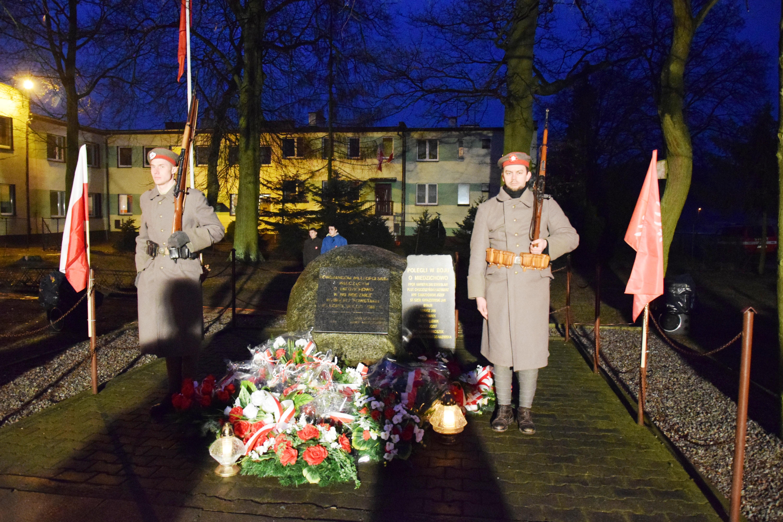 Ilustracja do informacji: W rocznicę boju o Miedzichowo