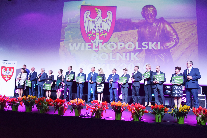 Ilustracja do informacji: Rolnicy z Powiatu Nowotomyskiego laureatami XVI edycji Konkursu Wielkopolski Rolnik Roku 2016!