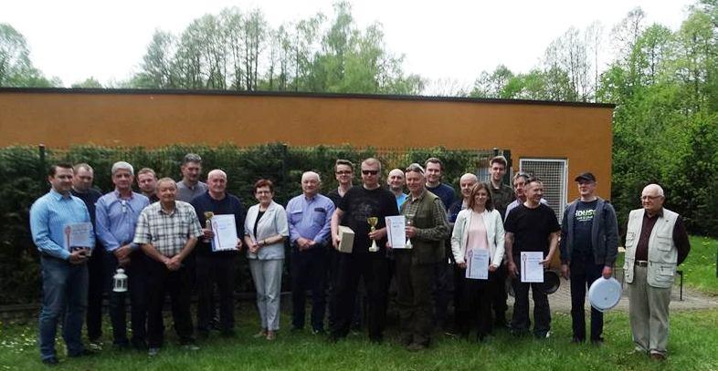 Ilustracja do informacji: Zawody Strzeleckie z broni małokalibrowej o Puchar Przewodniczącej Rady Powiatu Nowotomyskiego