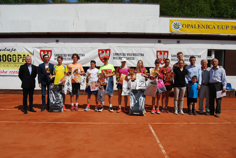 Ilustracja do informacji: XVIII Międzynarodowy Turniej Klasyfikacyjny Młodziczek i Młodzików do lat 14 Tennis Europe