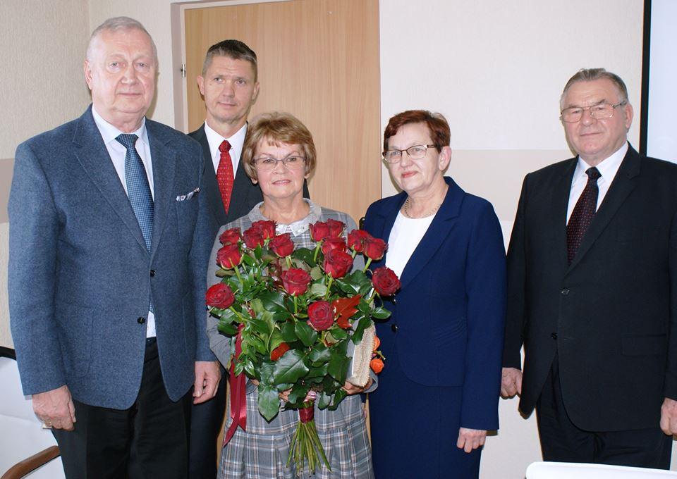 Ilustracja do informacji: XXXIV Sesja Rady Powiatu Nowotomyskiego