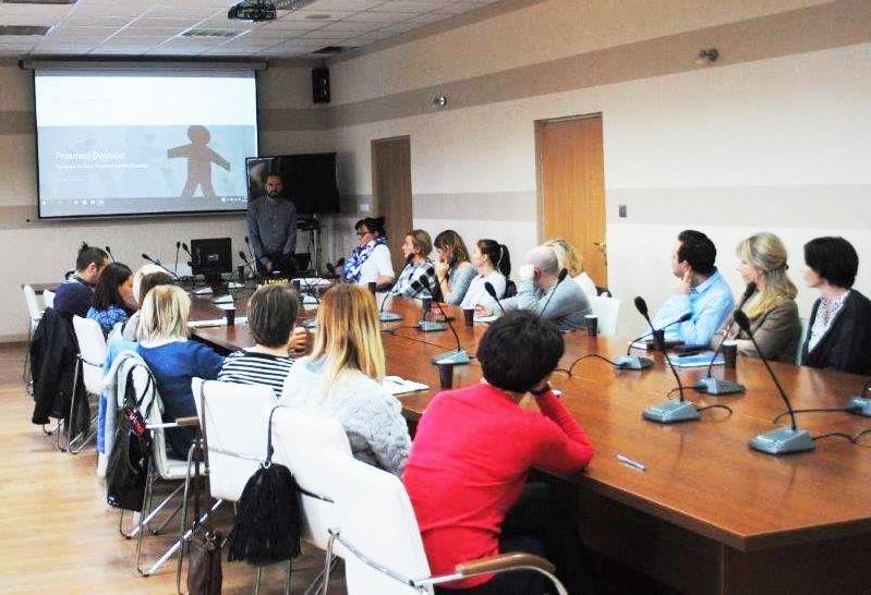 Ilustracja do informacji: Spotkanie edukacyjno - szkoleniowe