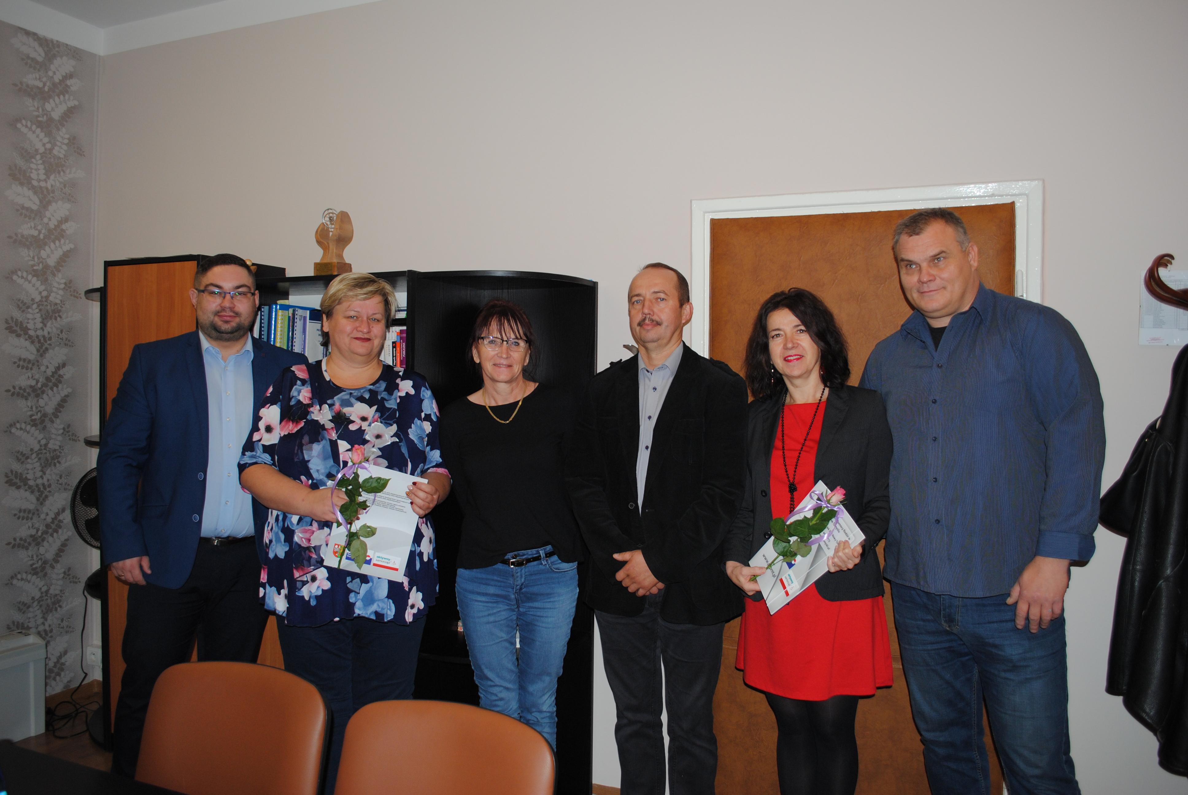 Ilustracja do informacji: Powiat Nowotomyski stawia na rodzinę