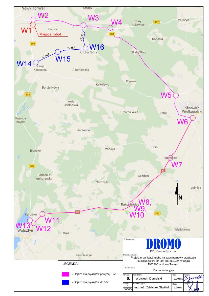 Ilustracja do informacji: UWAGA - pilny komunikat!