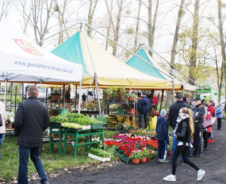 Ilustracja do informacji: Zgłoszenia na XV Targi Ogrodniczo - Działkowe Powiatu Nowotomyskiego w Trzciance