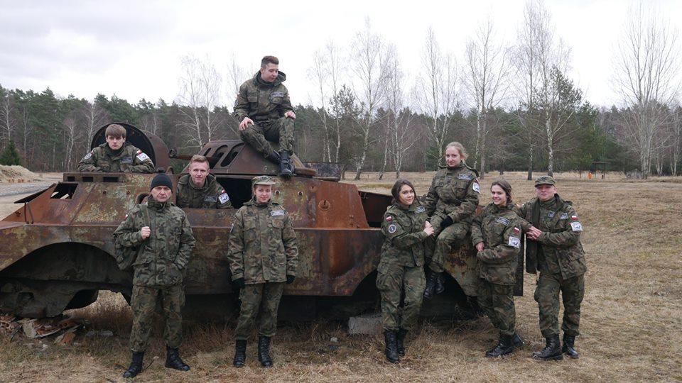 Ilustracja do informacji: Wojskowa w Międzyrzeczu