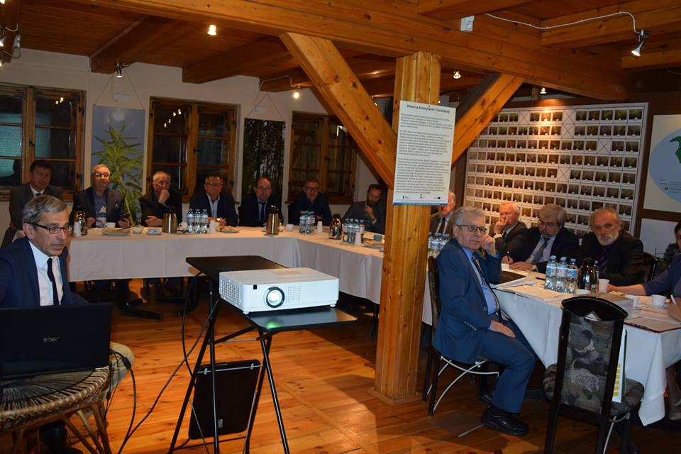 Ilustracja do informacji: Posiedzenie Rady Muzeum Narodowego Rolnictwa i Przemysłu Rolno-Spożywczego w Szreniawie