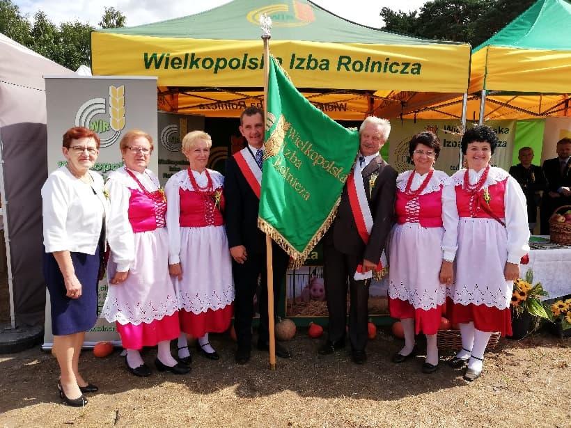 Ilustracja do informacji: XX Wojewódzko - Archidiecezjalne Dożynki Wielkopolskie