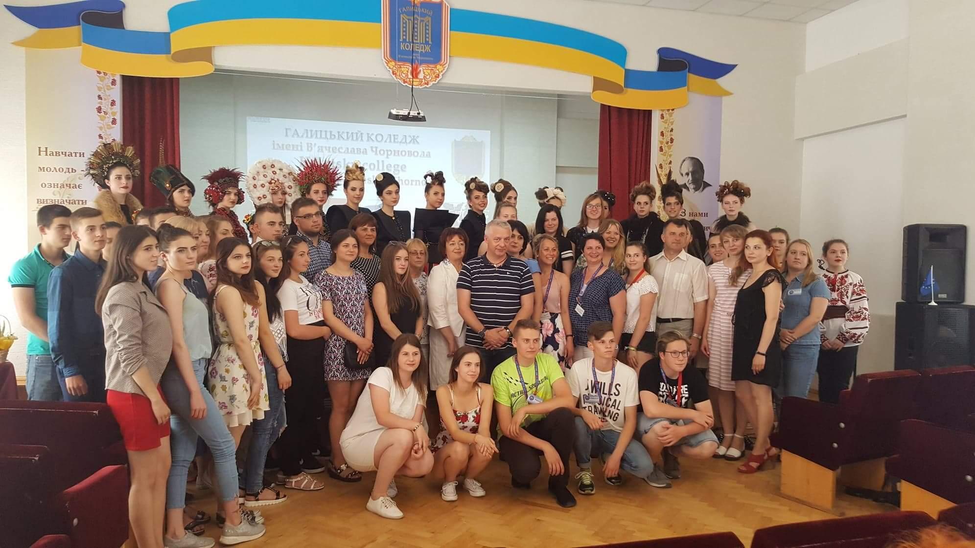 Ilustracja do informacji: Międzynarodowy Projekt Wymiany Młodzieży w Zespole Szkół nr 1 w Zbąszyniu