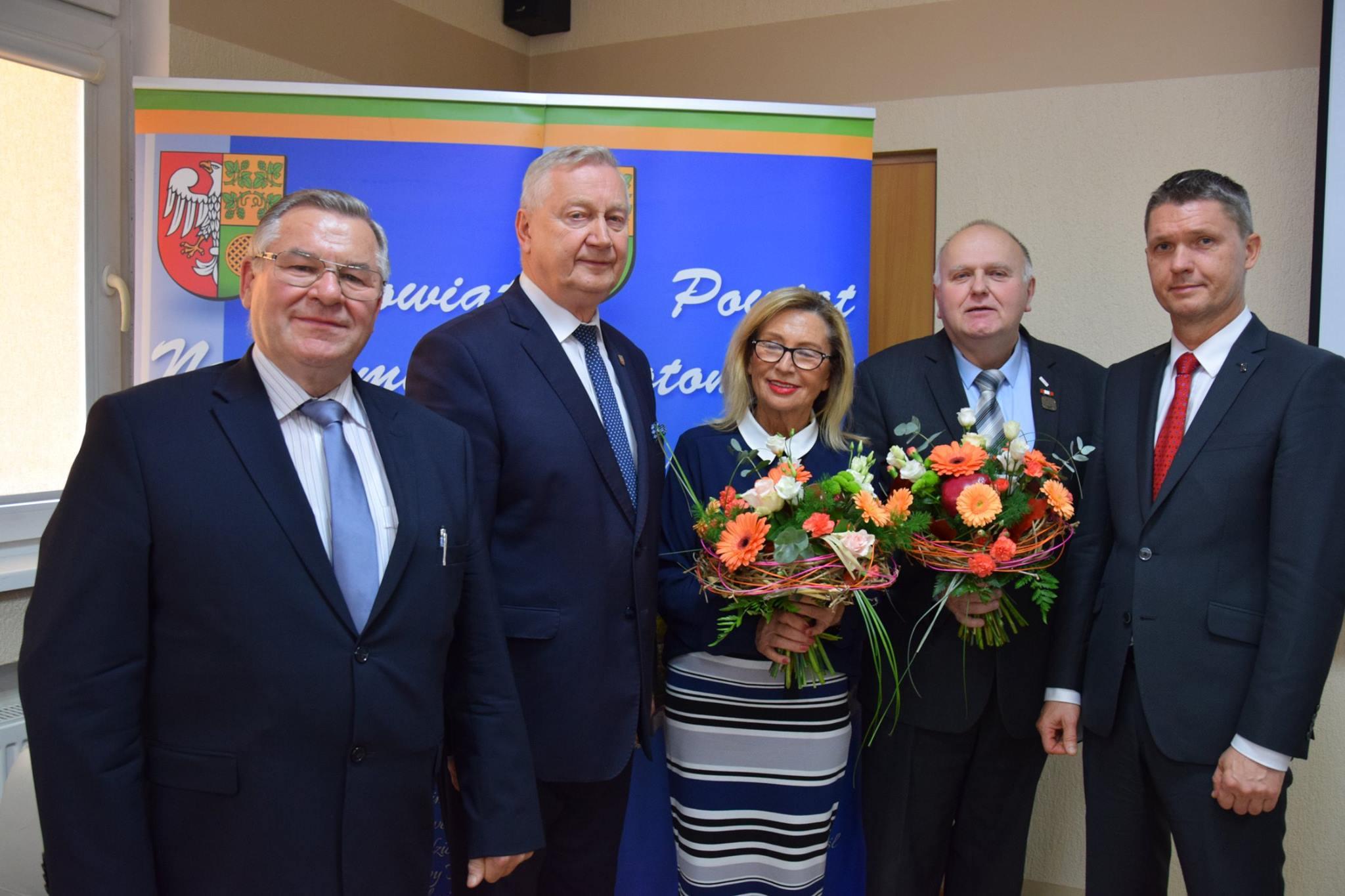 Ilustracja do informacji: XLVII Sesja Rady Powiatu Nowotomyskiego