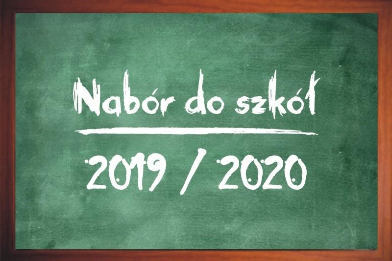 Ilustracja do informacji: Trwa nabór do szkół powiatu nowotomyskiego