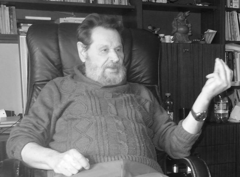 Ilustracja do informacji: Zmarł Świadek Historii por. Henryk Ludwik Czarnecki