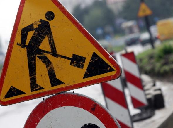 Ilustracja do informacji: Będzie przebudowa drogi