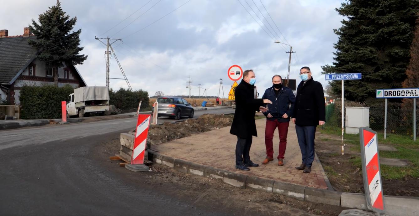 Ilustracja do informacji: Blisko 3 miliony złotych na obecne realizacje na terenie gminy Opalenica