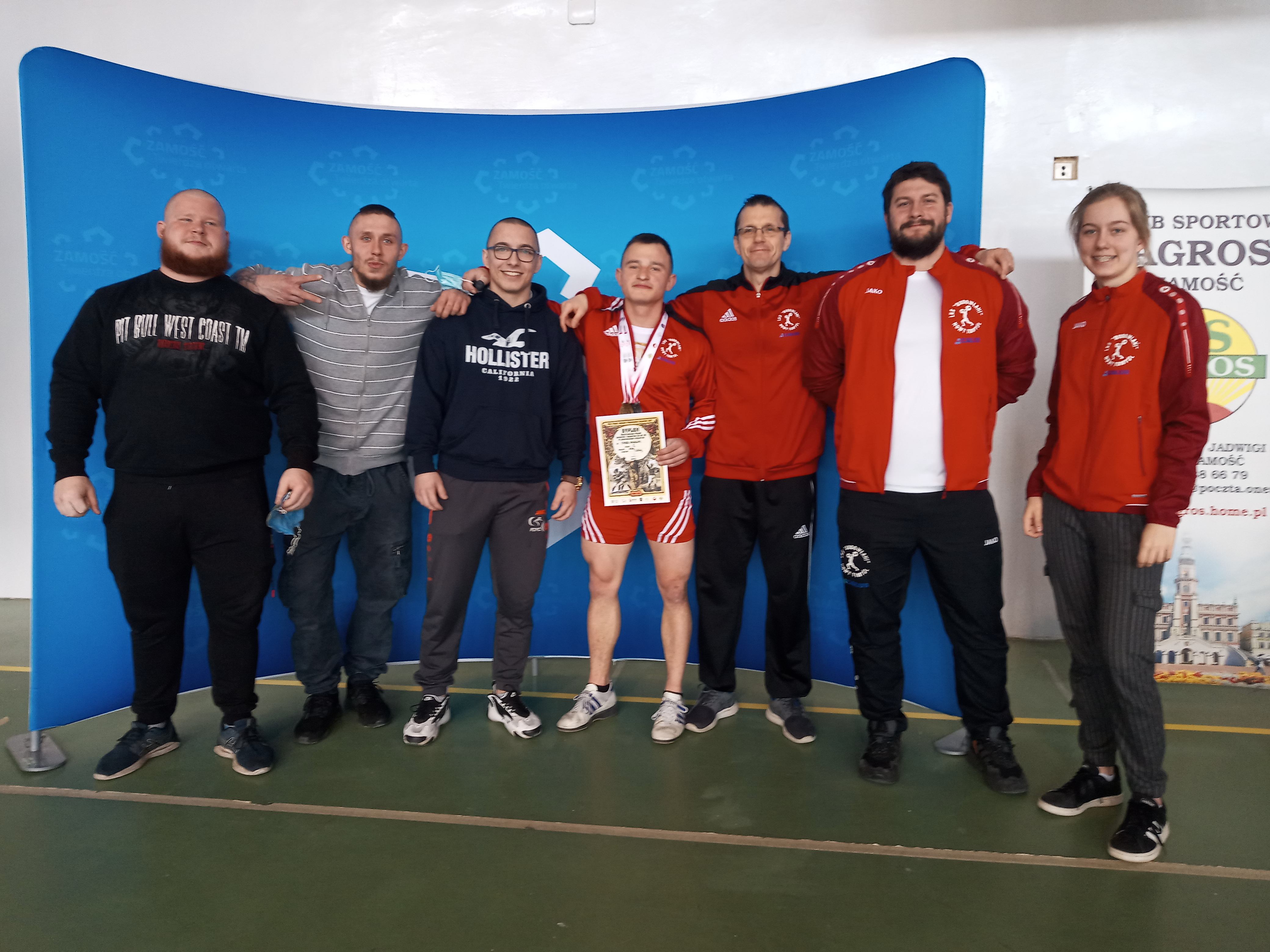 Ilustracja do informacji: Mistrzostwa Polski Juniorek i Juniorów do lat 20
