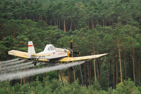 Ilustracja do informacji: Lotniczy zabieg ratowniczy