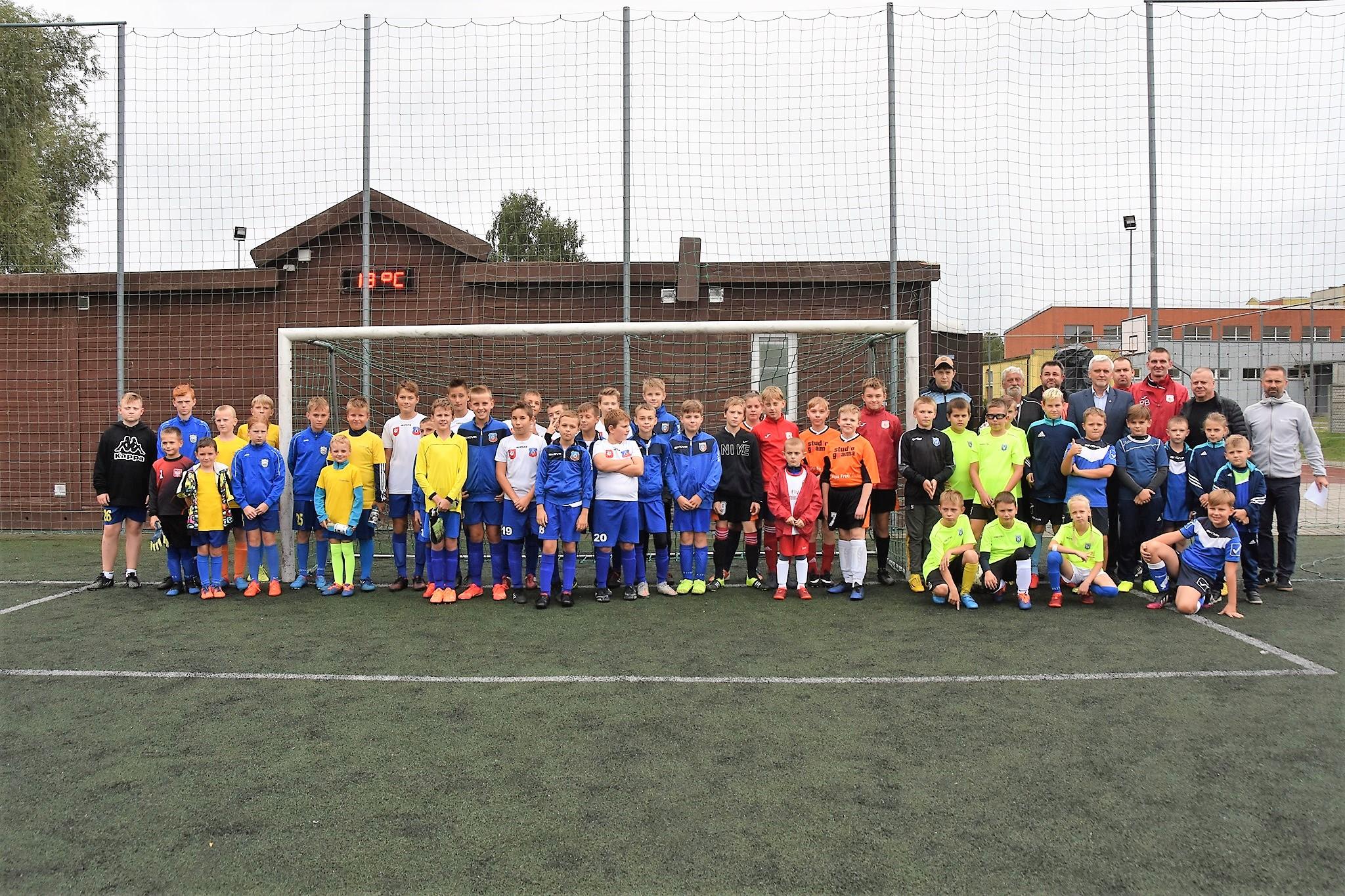 Ilustracja do informacji: Turniej Piłki Nożnej Orlików o Puchar Burmistrza Zbąszynia