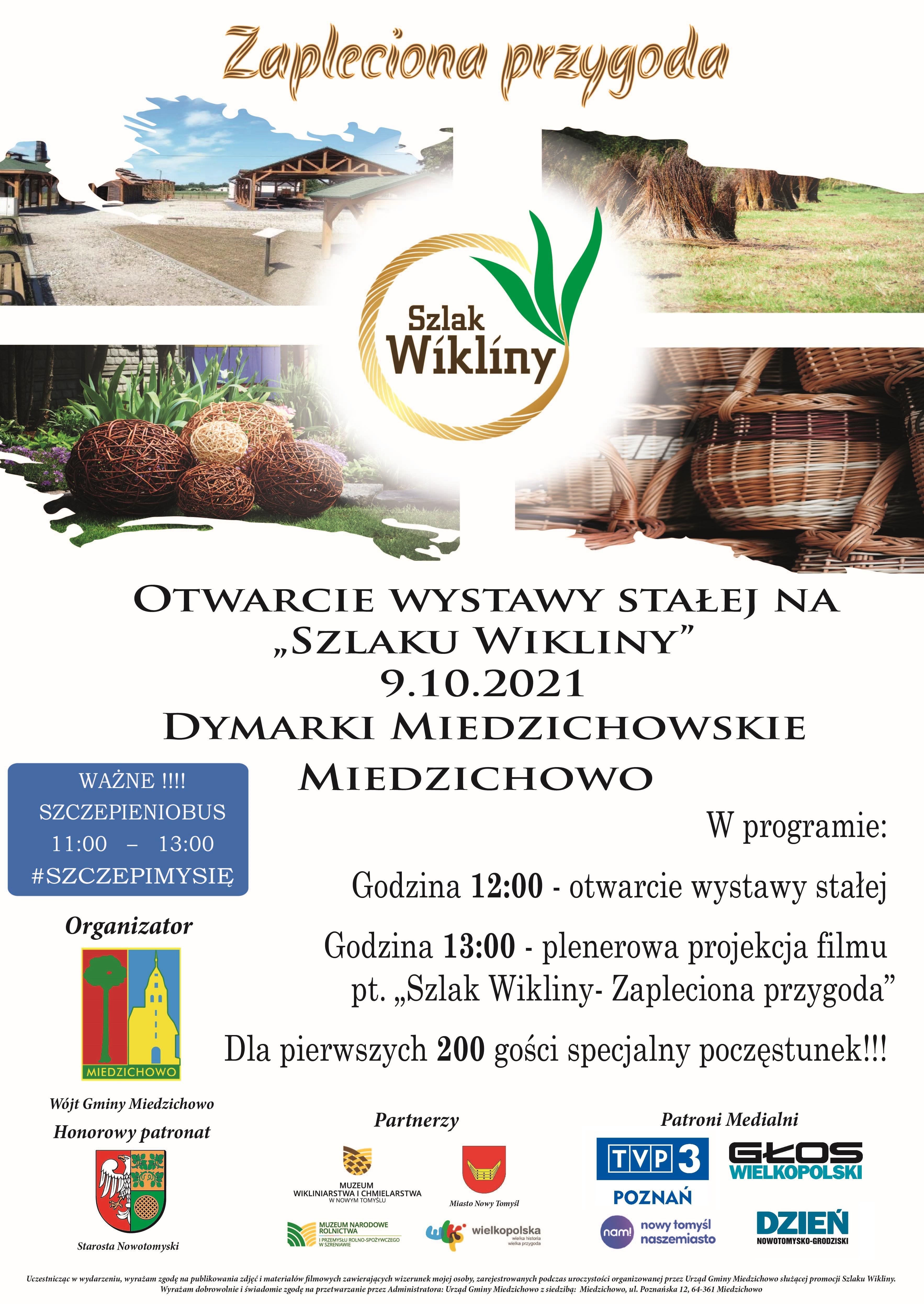 Ilustracja do informacji: Otwarcie wystawy stałej w Miedzichowie
