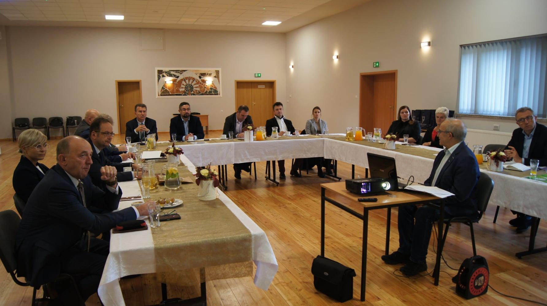 Ilustracja do informacji: Spotkanie grupy LGD KOLD
