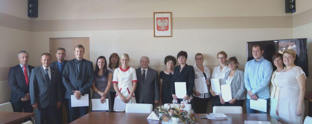Ilustracja do informacji: Awanse nauczycieli z terenu powiatu nowotomyskiego